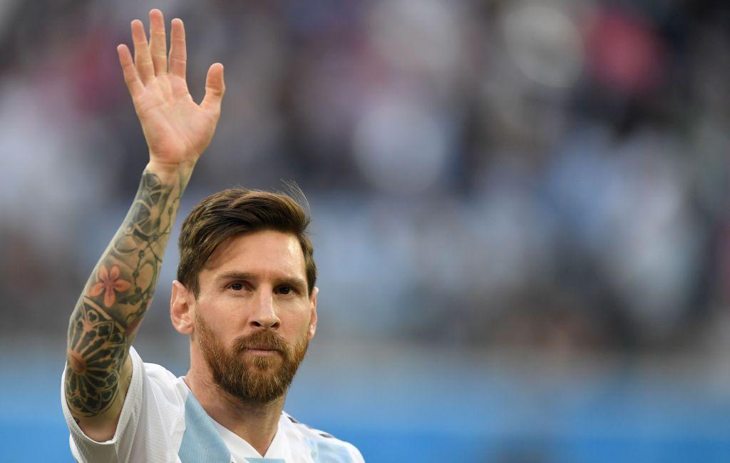Messi Lega Argentina Mampu Akhiri Penderitaan di Fase Grup