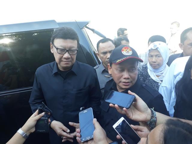 Tjahjo: Saya Masih Terdaftar di DPT Semarang