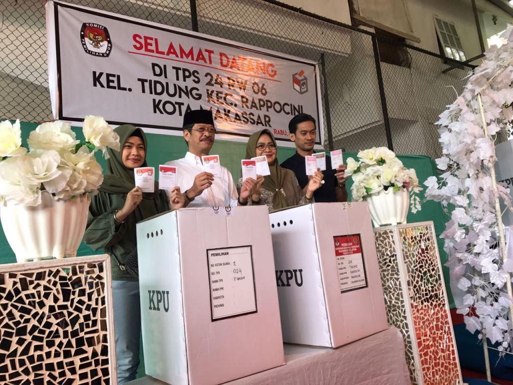 Ichan Yasin Limpo Yakin Pemilih Mengutamakan Figur Kandidat