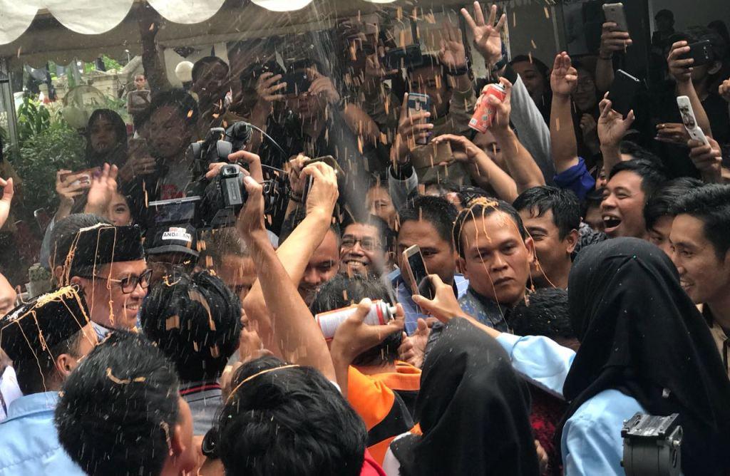 Nurdin Abdullah: Terima Kasih Parpol dan Relawan