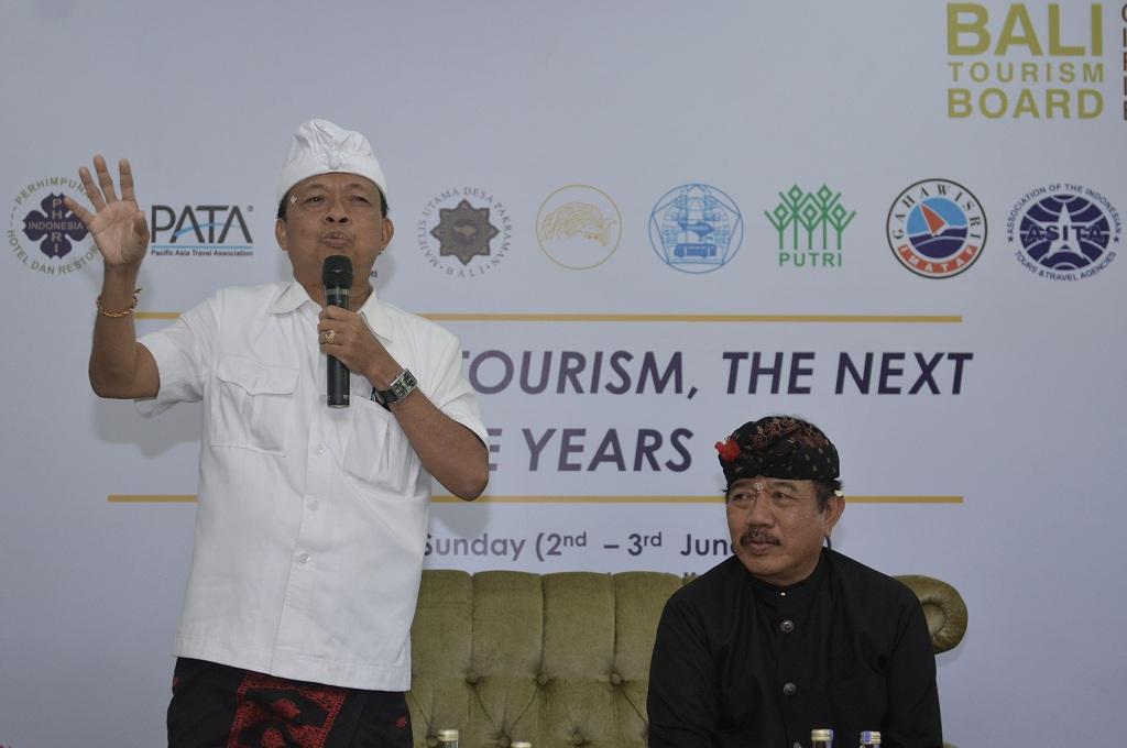 Wayan Koster-Ace Unggul di <i>Quick Count</i> Pilgub Bali