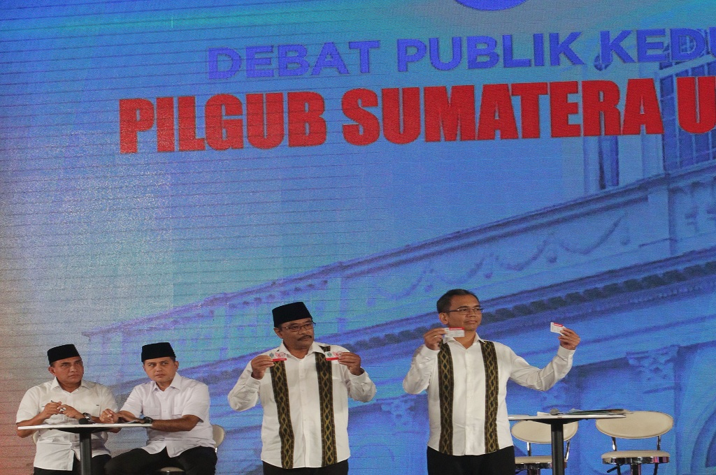 KPU Sumut: Hitung Cepat Bukan Hasil Final