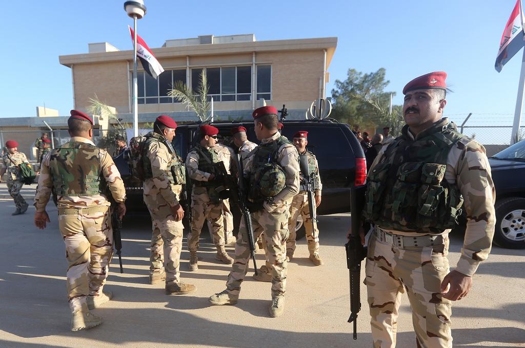 Irak Temukan Delapan Jasad Sandera ISIS
