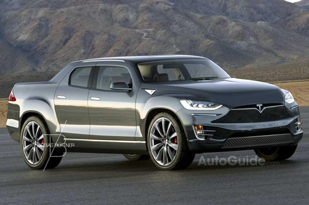 Bocoran Spek <i>Pick-up</i> Tesla Berpenggerak AWD