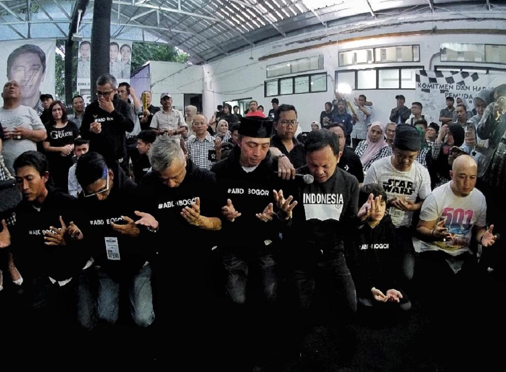 Jokowi Ucapkan Selamat ke Bima-Dedie