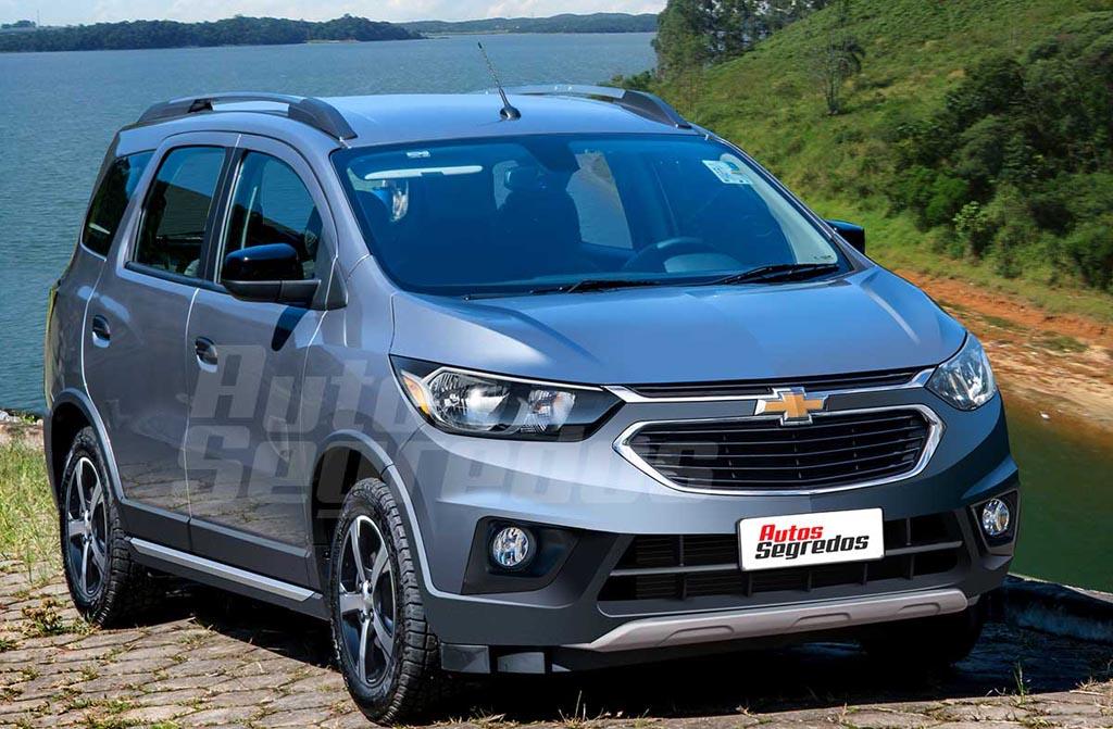 Chevrolet Spin Terbaru Siap Meluncur di Argentina