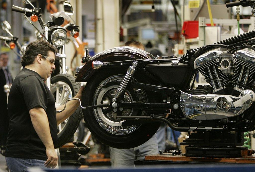 Perang Tarif Impor, Produksi Harley-Davidson Bakal Fokus ke India