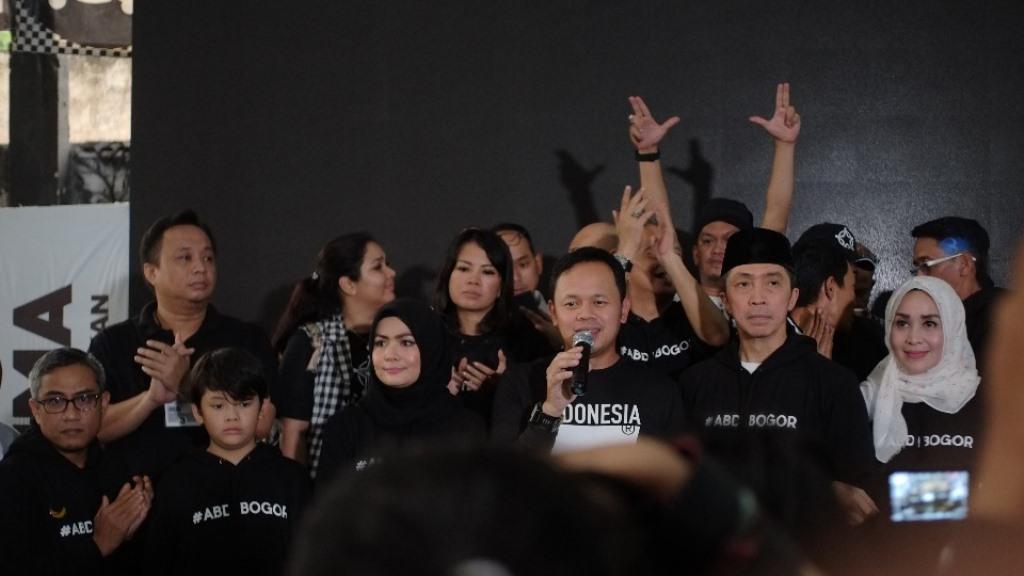 SBY dan AHY Ucapkan Selamat ke Bima-Dedie