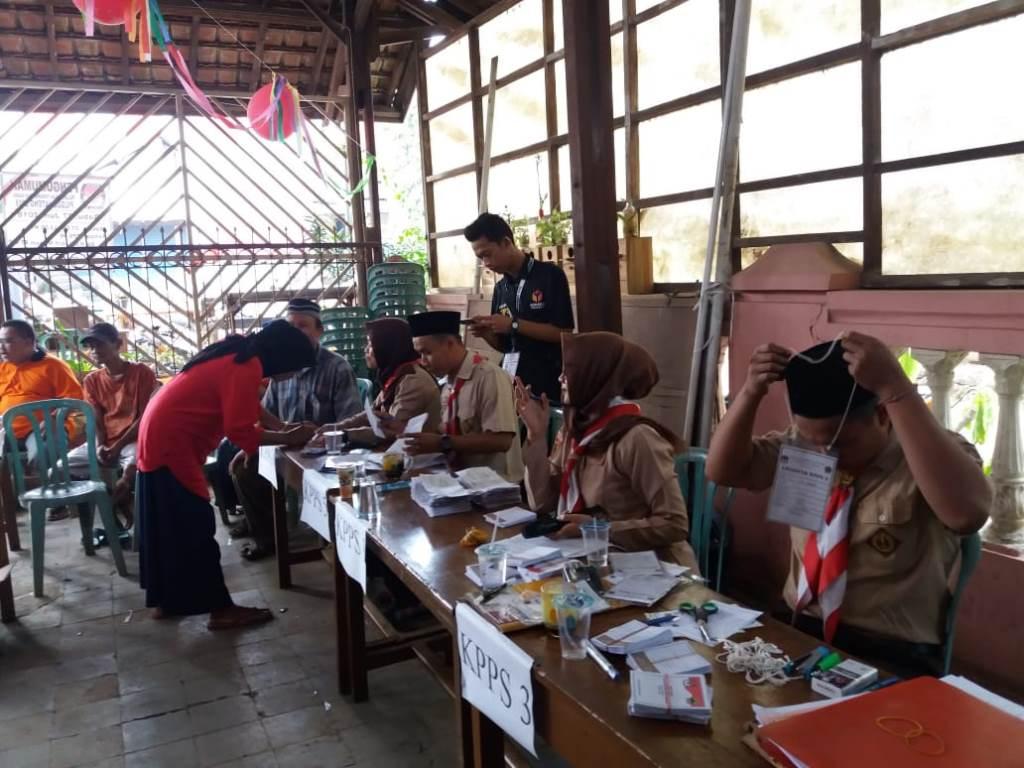 Partisipasi Pemilih Pilgub Jateng di Jepara 61 Persen