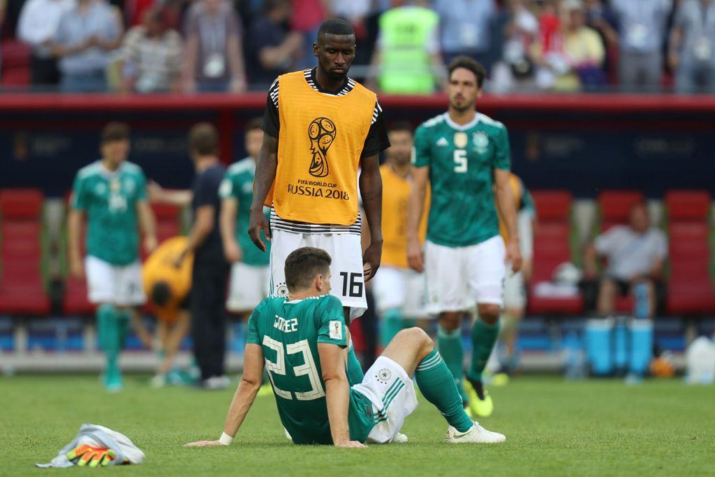 DFB: Jerman Tidak Bermain seperti Juara Dunia
