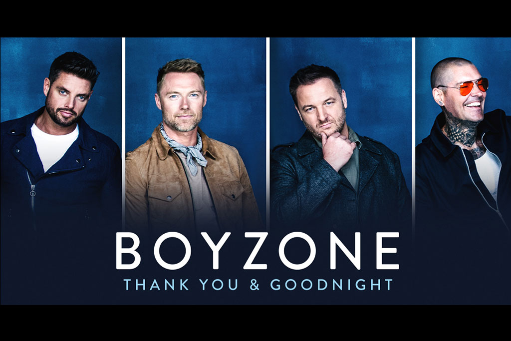 Boyzone Gelar Konser Perpisahan di Indonesia