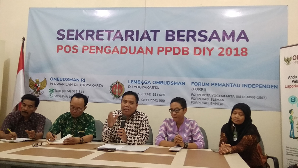 Masalah Sistem Zonasi Mendominasi Pengaduan PPDB