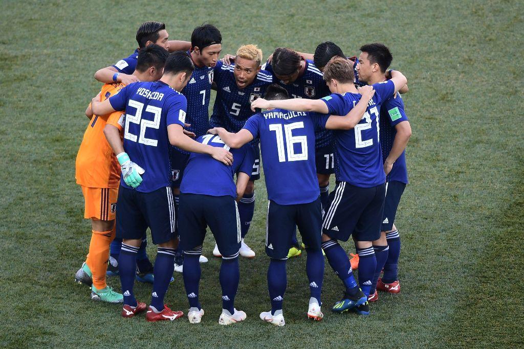 Dramatis, Jepang Wakili Asia di Babak 16-Besar