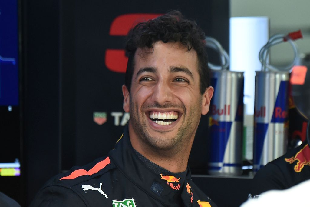 Ricciardo Segera Perpanjang Kontrak di Red Bull