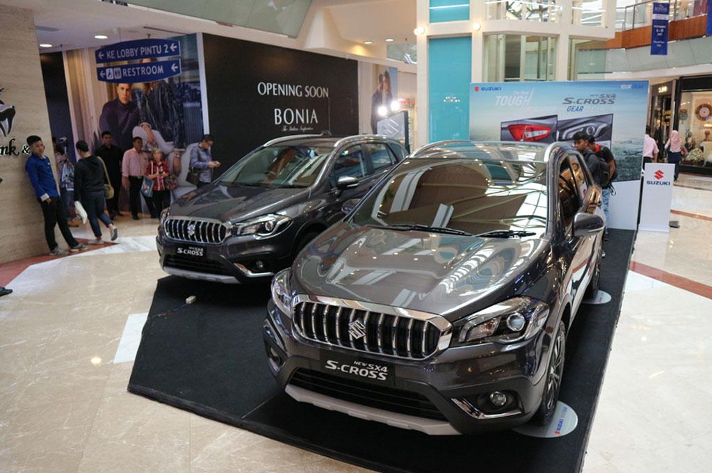 Diam-Diam, Suzuki Siapkan SUV Baru untuk Indonesia