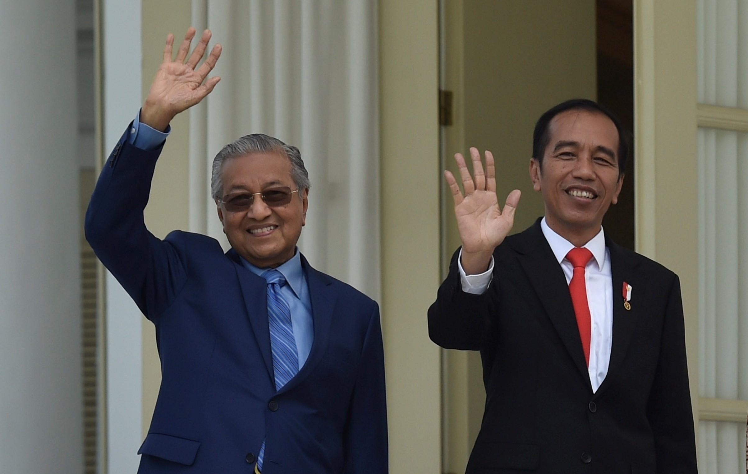Pendidikan Anak TKI Jadi Perhatian Jokowi-Mahathir