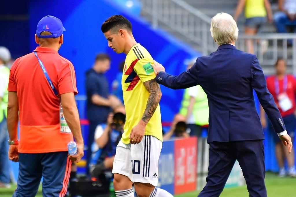 Kecemasan Pelatih Kolombia Jelang Bentrok dengan Inggris