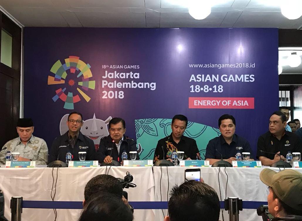 Indonesia Makin Yakin Menawarkan Diri Jadi Tuan Rumah Olimpiade