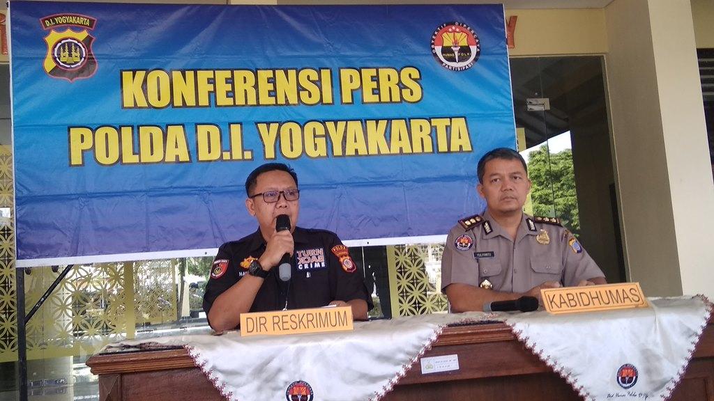 Tiga Perusak Pengadilan Negeri Bantul Jadi Tersangka