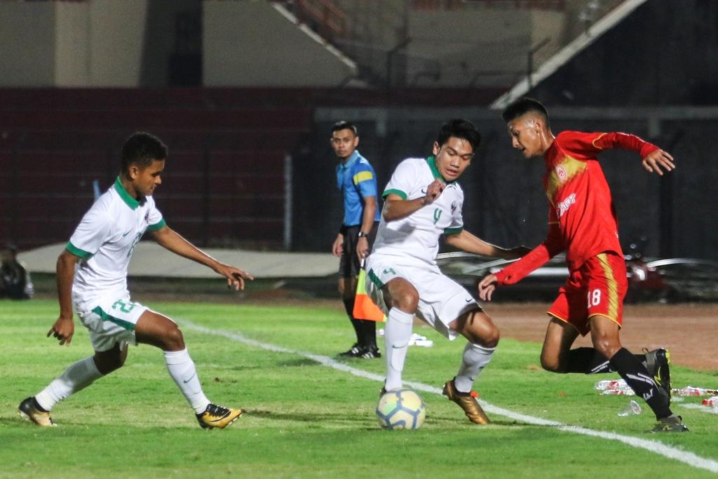 Jadwal Lengkap Timnas Indonesia di Piala AFF U-19