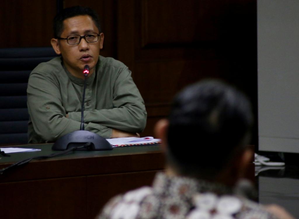 Anas Sebut Putusan Hakim tidak <i>Nyambung</i>
