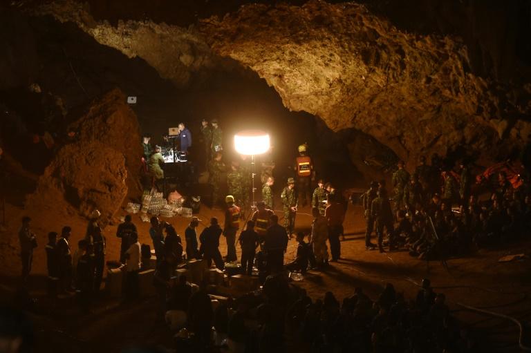 PM Thailand Kunjungi Gua Tempat 12 Anak Terperangkap