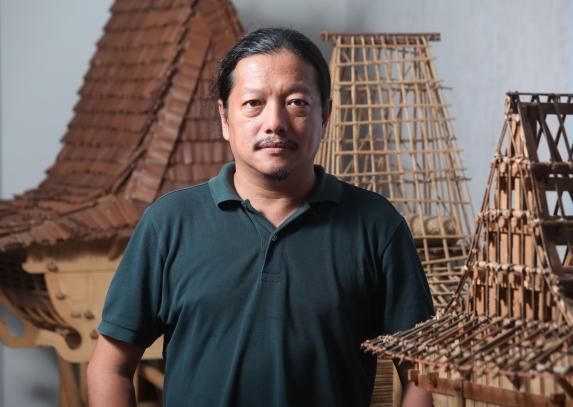 Yori Antar, Pendekar Arsitektur Nusantara