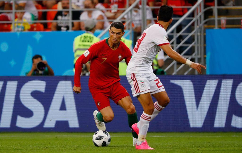 Pelatih Uruguay: Mustahil Hentikan Ronaldo Sendirian