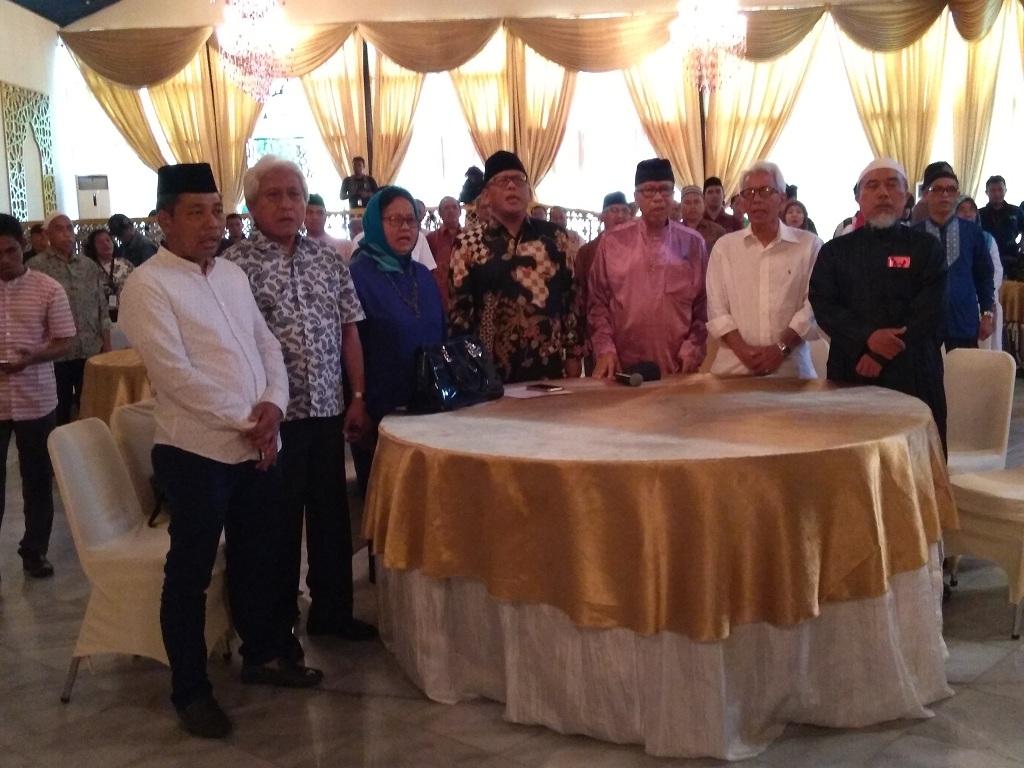 Koalisi Umat Madani Ingin Pasangkan Amien dengan Prabowo