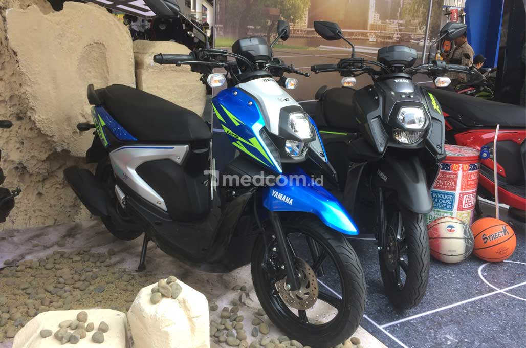All New X-Ride 125, Pilihan Baru Buat <i>Bikers Petualang</i>