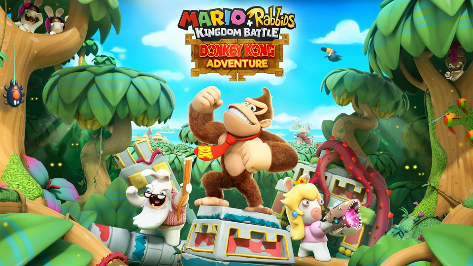 Ubisoft Bawa Donkey Kong untuk Mario + Rabbid: Kingdoms Battle