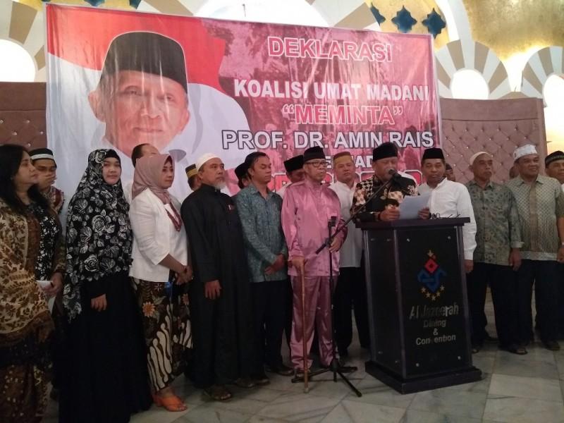 Mahathir jadi Inspirasi Pencapresan Amien Rais