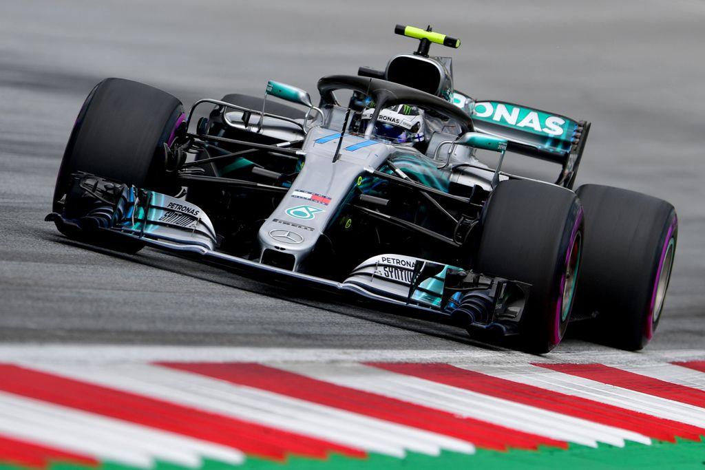 Valtteri Bottas Rebut Pole Position GP Austria