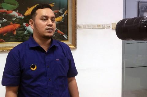 NasDem Bantah Lukas-Klemen Kalah di Pilgub Papua