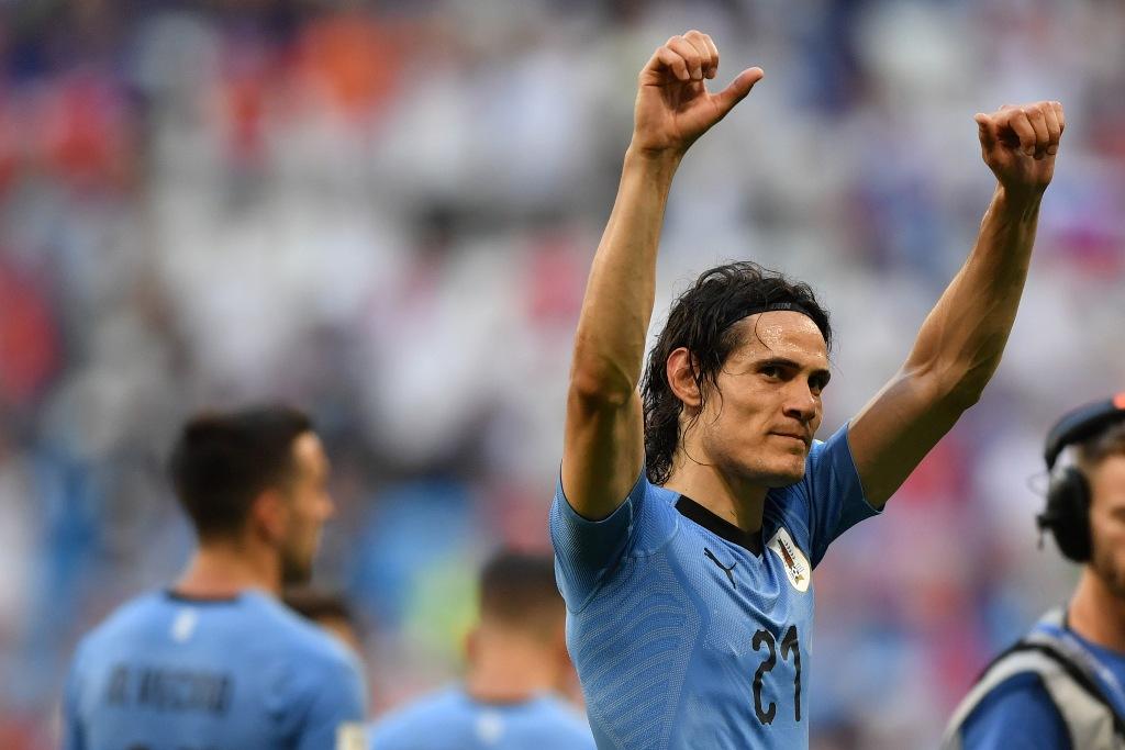 Babak I: Uruguay Unggul Cepat atas Portugal