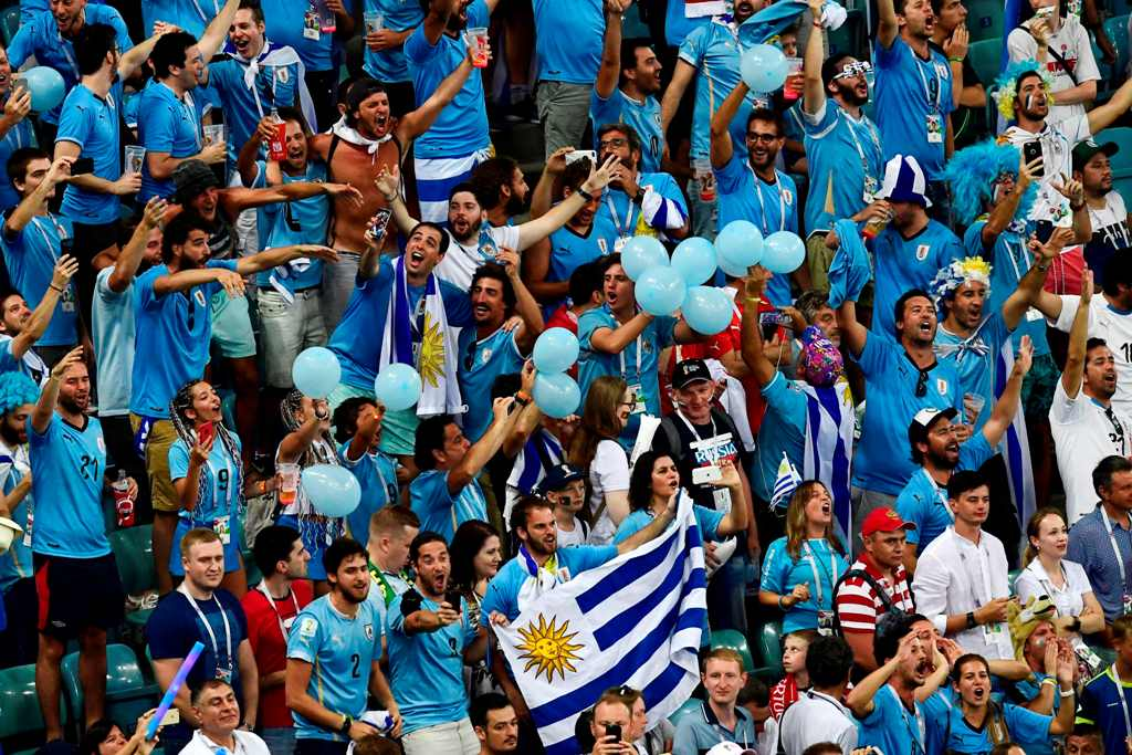 Fakta-fakta Menarik Usai Uruguay Tundukkan Portugal