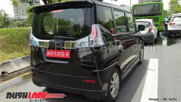 Karimun Wagon R 7 Penumpang Mulai Uji Jalan