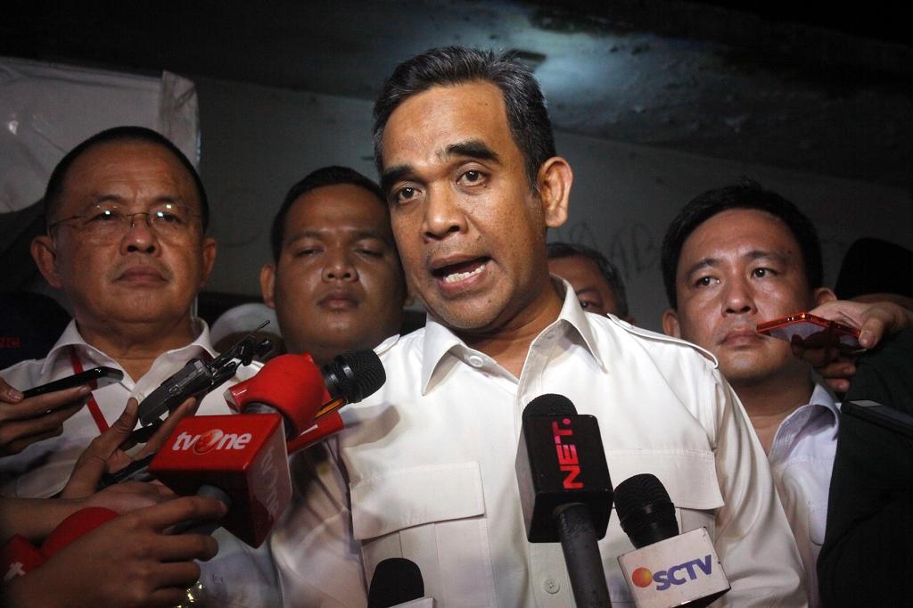 Ahmad Muzani Ogah Percaya Hasil Hitung Cepat