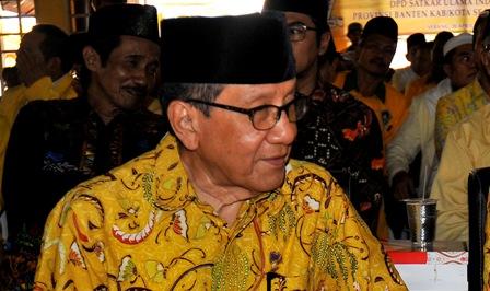 Golkar tak Ngotot Airlangga Mendampingi Jokowi