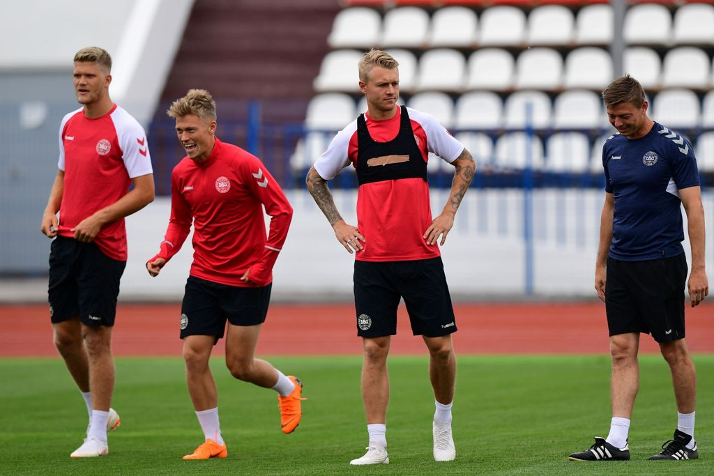 Sama Kuat, Kroasia vs Denmark Berlanjut ke Babak Tambahan