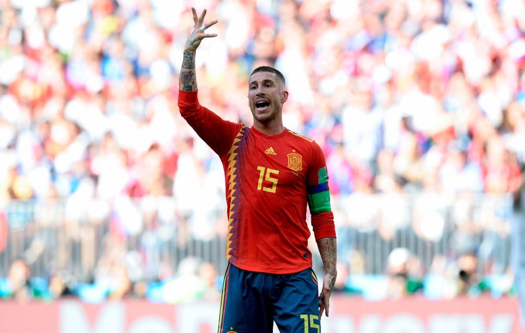 Spanyol Kalah dengan Kepala Tegak
