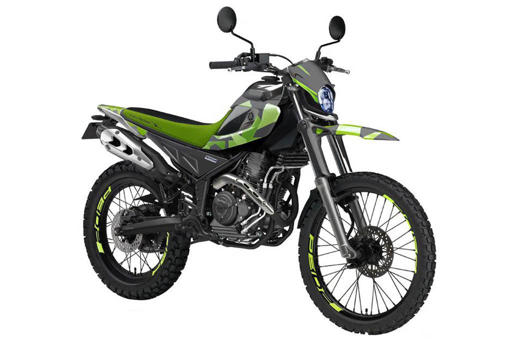 Yamaha Siap Segarkan Serow 250 untuk Pasar Jepang