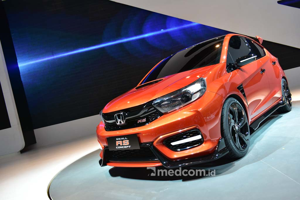 Versi Produksi Honda Small RS Bakal World Premier di GIIAS?