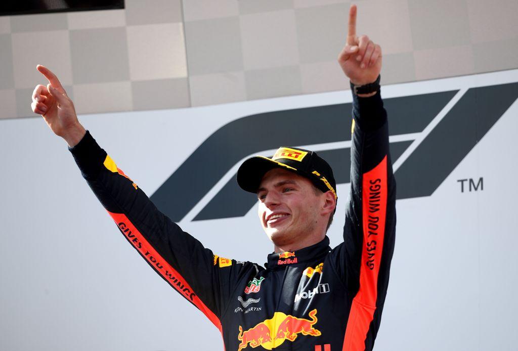 Juara F1GP Austria, Verstappen Terkejut