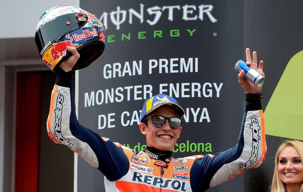 Perjuangan Marquez Merebut Podium di GP Belanda