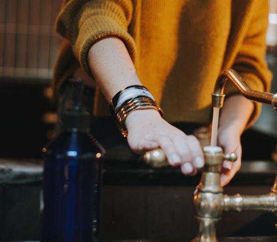 Cara Mencuci Tangan yang Benar