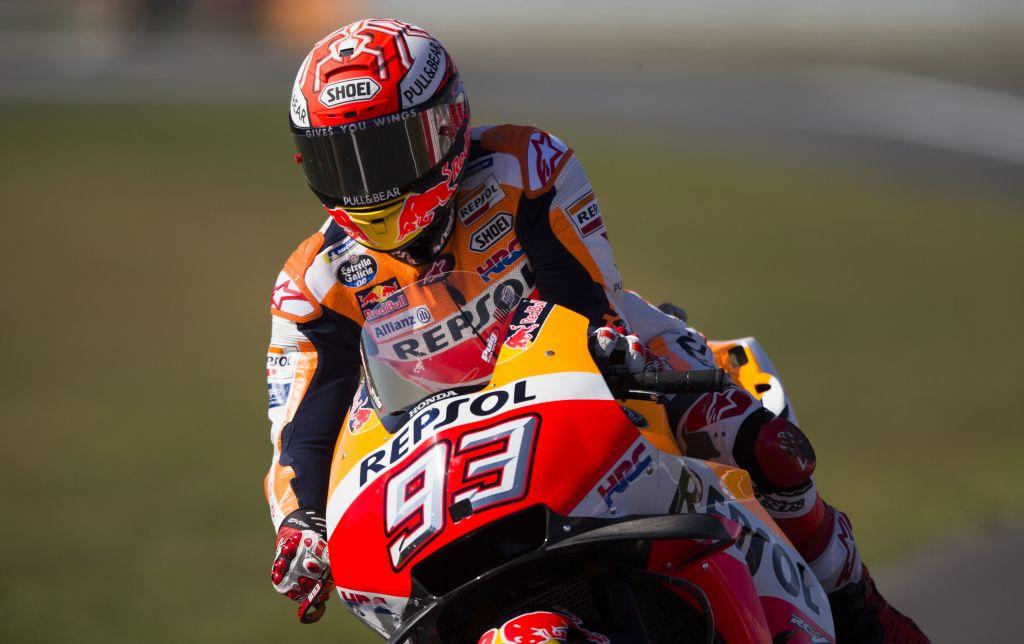 Kecerdasan yang Menyelamatkan Marquez