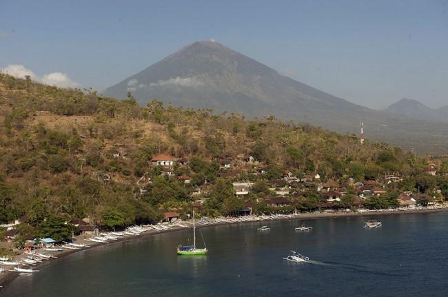 BPS Berharap Erupsi Gunung Agung tak Turunkan Minat Kunjungan Wisman
