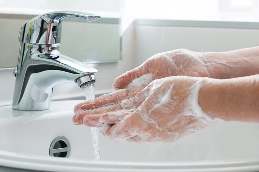 Ini Akibatnya jika Anda Tidak Mencuci Tangan dengan Bersih