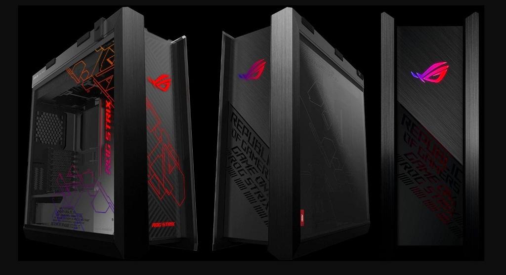 ASUS Sempat Pamer Konsep Casing PC ROG Strix
